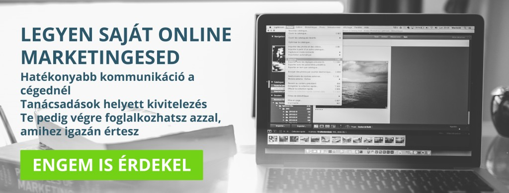 Online Marketing kivitelezés